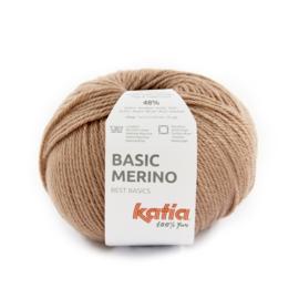 Basic Merino Nude