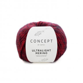 Ultralight Merino Rood