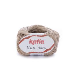 Lino 100% Beige