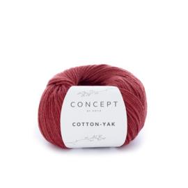 Cotton-Yak Rood