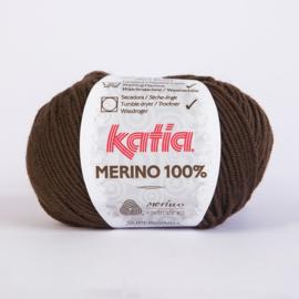 Merino 100% Bruin