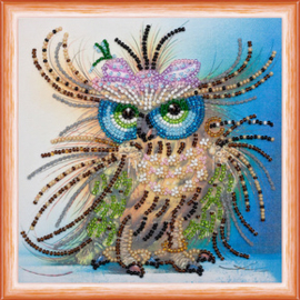 Abris Art 'Owl and Bow'