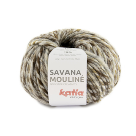 Savana Mouliné Mix 206