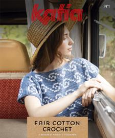 Katia Fair Cotton Crochet n1
