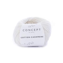 Cotton-Cashmere Vanille