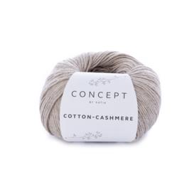 Cotton-Cashmere Beige