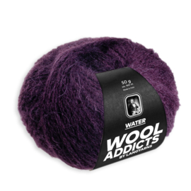 Wooladdicts Water Aubergine