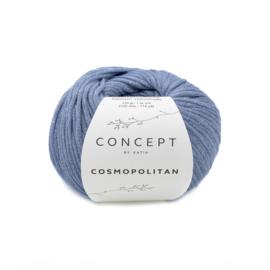 Cosmopolitan Blauw