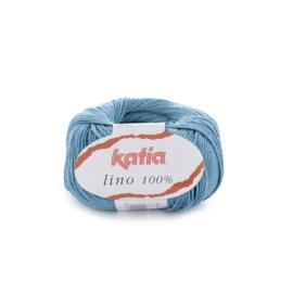 Lino 100% Turquoise