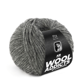 Wooladdicts Air Donkergrijs