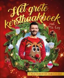 Het grote kersthaakboek van Mr Cey