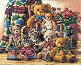 Dimensions 'Teddy Bear Gathering'