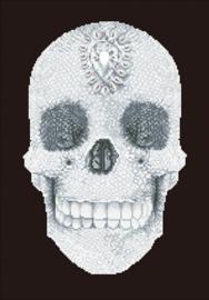 'Crystal Skull' Diamond Dotz