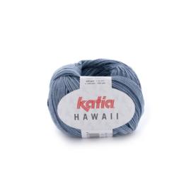 Hawaii Lichtblauw/Donkerblauw