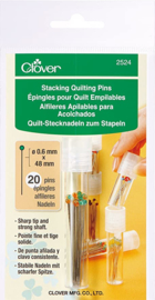 Stacking Quilting Pins