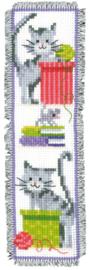Bladwijzer 'Nieuwsgierige katten'