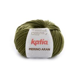 Merino Aran Groen