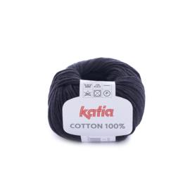 Cotton 100% Zwart