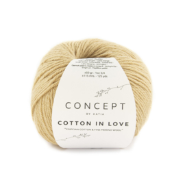 Cotton in Love Nude