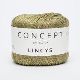 Lincys Olijf gemeleerd