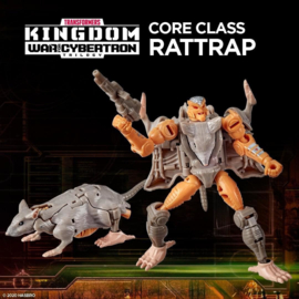 F0664 Kingdom Core Rattrap [case of 8 pcs]