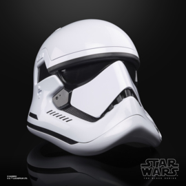 F0012 Star Wars The Black Series First Order Stormtrooper Electronic Helmet [case of 2 pc]