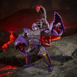F0677 Kingdom Deluxe Predacon Scorponok [case of 8pcs]