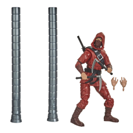 F0261 Marvel Legends Series Spider-Man: The Hand Ninja Figure [case of 8 pcs]