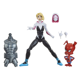 F0255 Marvel Legends Series Spider-Man:Gwen Stacy Figure [case of 8 pcs]