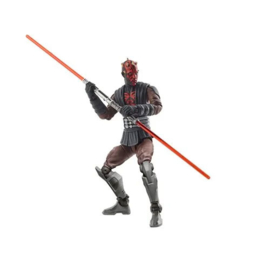 F1892 Starwars Vintage Darth Maul[case of 8 pcs]