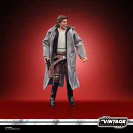 F1899  Starwars Vintage Han Solo (Endor) [case of 8 pcs]