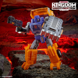 F0675 Kingdom Deluxe Huffer [case of 8pcs]