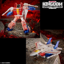 F0665 Kingdom Core Starscream [case of 8 pcs]