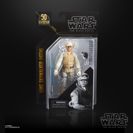 Star wars The Black Series Deluxe Hoth Luke Skywalker [case of 8 pcs]