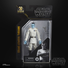 Star wars The Black Series Deluxe Thrawn [case of 8 pcs]