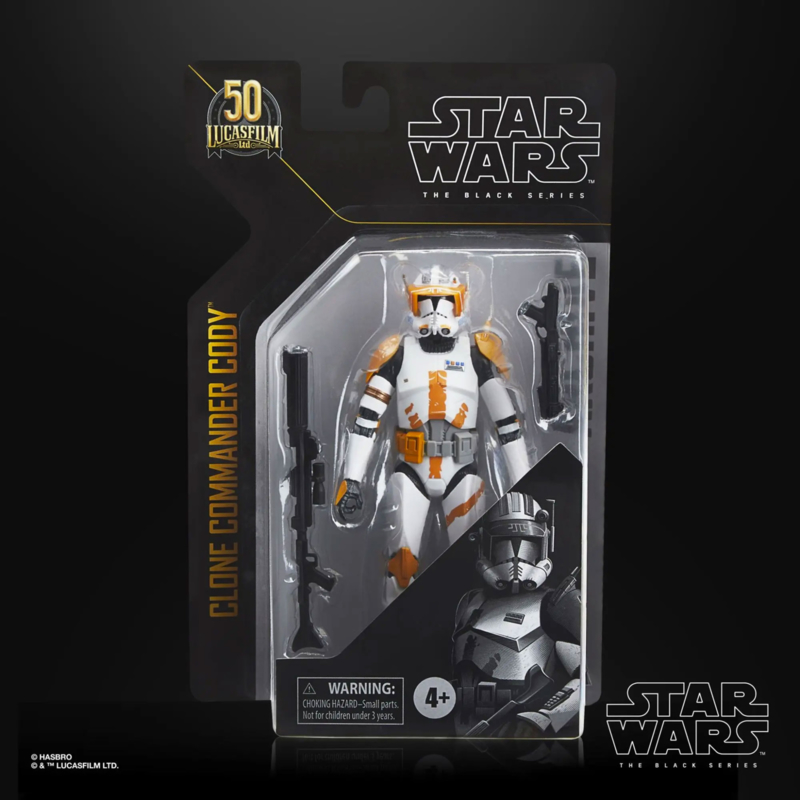 F1309 Star wars The Black Series Deluxe Cody [case of 8 pcs]