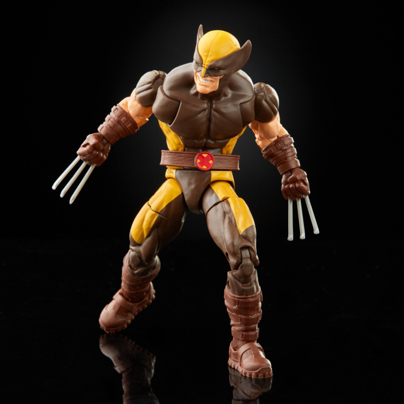 F0335 Marvel Legends Series X-Men: Wolverine Action Figure [case of 8 pcs]