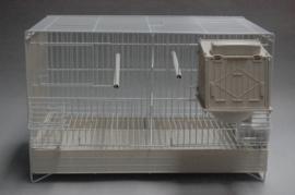 Honingraat bodempapier 50,5cm x 27cm 500 stuks (Domus Molinari 55cm x 31cm x 34cm)