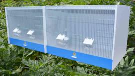 Einlegepapier für Vogel 69,3cm x 46,8cm 250 Stück (Graf-Käfig 140x50x50)