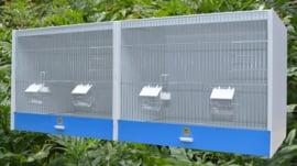 Einlegepapier für Vogel 58,5cm x 48,5cm 250 Stück (Graf-Käfig 120x50x50)