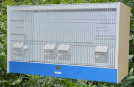 Einlegepapier für Vogel 99,3cm x 46,8cm 250 Stück (Graf-Käfig 100x50x50)