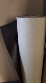 Bodempapier op rol 100cm breed. Circa 65m