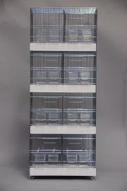 Honingraat bodempapier 36cm x 20,8cm 1000 stuks (Domus Molinari 39cm x 23cm x 29cm)