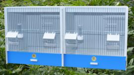 Einlegepapier für Vogel 38,5cm x 36,5cm 250 Stück (Graf-Käfig 80x40x40)