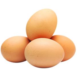 Eieren per doos 10