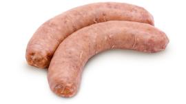 Varkensbraadworst prijs per 100 gram
