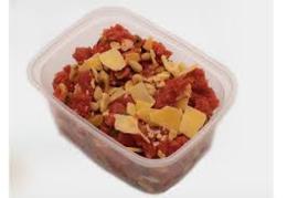 Carpaccio Tapenade prijs per bakje 100 gram