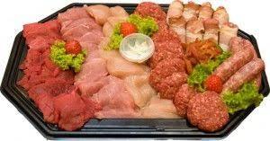 Gourmet standaard per persoon