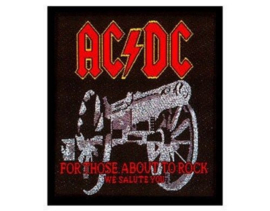 AC/DC - for those about to rock we salute