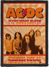 AC/DC - Tour 1979